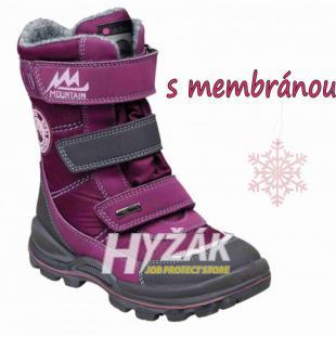 54ebf2337336 SANTÉ IC 84549 CICLAMI zdravotní zimní obuv